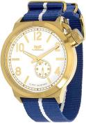 Men's Blue Vestal Canteen Zulu Watch CAN3N05