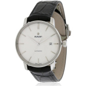 Rado Coupole Leather Automatic Men's Watch, R22860015