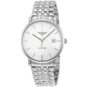 Longines Elegant Automatic Stainless Steel Men's Watch, L49104126