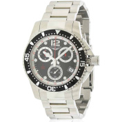 Longines HydroConquest Chronograph Stainless Steel Men's Watch, L37434566