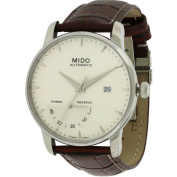 Mido Power Reserve Strap Automatic Men's Watch, M8605.4.11.8