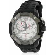 Timberland Chronograph Silicone Men's Watch, TBL_13356JPBU_13