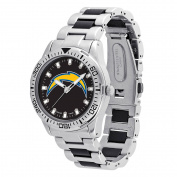 Game Time NFL Men's San Diego Chargers Heavy Hitter Series Watch