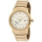 Citizen Eco-Drive Rose Gold-Tone Men's Watch, AW7023-52A