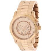 Michael Kors Rose Gold-Plated Stainless Steel Men's Watch, MK8096