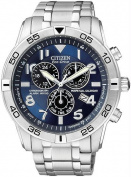 Citizen Eco-Drive Alarm Chronograph Perpetual Men's Watch, BL5470-57L
