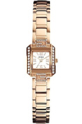 GUESS W0306L3 Ladies Darling Jewellery,Dress Elegant,Rose Gold Tone,With Stones