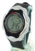 Timex Mens 1440 Sports Digital Black Resin Strap Watch