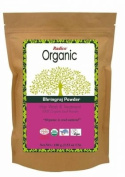RADICO - Organic Bhringraj Powder - Stimulates hair growth - Minimises hair loss - Guards against premature greying - Increases shine - Promotes hair growth - 100 gr