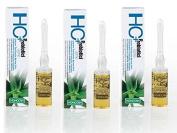 SPECCHIASOL – Anti-fall HC + Probiotics Men 3 Ampoules 7 ML Single-Dose, Rinforzante, Prevention In The Loss Of Hair