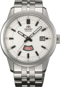 Orient SEM7N002W Men's Ranger Stainless Steel Day Date Automatic Watch