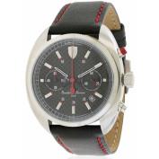 Ferrari Scuderia Leather Men's Watch, 0830239