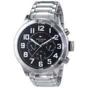 Tommy Hilfiger Stainless Steel Chronograph Men's Watch, 1791054