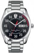 Ferrari Scuderia Men's 0830180 D-50 Stainless Steel Watch