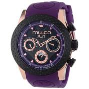 Mulco Women's Nuit Mia Watch Swiss Quartz Mineral Crystal MW5-1962-087