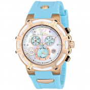 MULCO Unisex MW1-29903-043 Analogue Display Swiss Quartz Blue Watch