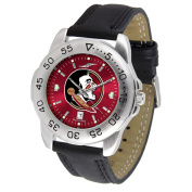 "Florida State Seminoles NCAA AnoChrome ""Sport"" Mens Watch"