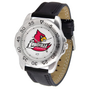 "Louisville Cardinals NCAA ""Sport"" Mens Watch"