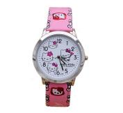 Hello Kitty Sanrio Watch Big Face Pink Hello Kitty Woman Girl Wristwatch,BFLPW