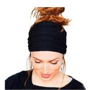 Koly Womens Sports Running Headbands Hair Accessories Headwrap for Crossfit Yoga Pilates Gym Nonslip Headband