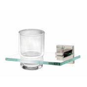 Alno Inc Contemporary II Tumbler and Tumbler Holder