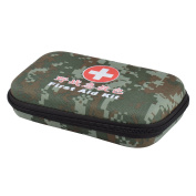 Camping Oxford Cloth First Aid Rescue Storage Bag