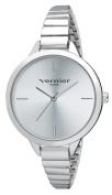 Vernier Paris Skinny Metal Bracelet Watch