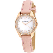 Coach Women's Tristen Watch Quartz Mineral Crystal 14502176