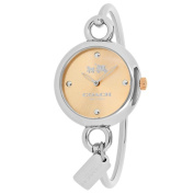 Coach Women's Hangtang Watch Quartz Mineral Crystal 14502688