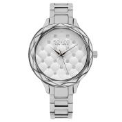 SO & CO New York Women's Madison Stainless-steel Crystal Quartz Link Bracelet Watch