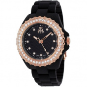 Jivago Women's Cherie Watch Swiss Parts Quartz Mineral Crystal JV8212