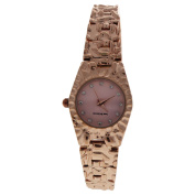 REDS23-RGP Duclos - Rose Gold Stainless Steel Bracelet Watch