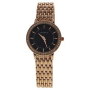 REDS15-RGB Sophie - Rose Gold Stainless Steel Bracelet Watch