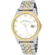 Marc Jacobs Women's The Slim Watch Quartz Mineral Crystal MBM3319