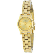 Marc Jacobs Women's Henry Watch Quartz Mineral Crystal MBM3199