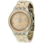 Swatch Full Blooded Brown Watch, SVCK4047AG