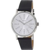 Dkny Women's Soho NY2421 Grey Leather Quartz Fashion Watch