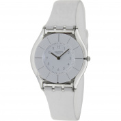 Swatch WHITE CLASSINESS Women's Watch, SFK360
