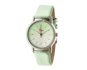 Boum Ombre Colour-Fade Leather-Band Watch