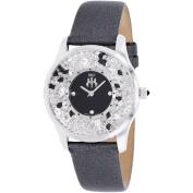 Jivago Women's Brillance Watch Swiss Parts Quartz Mineral Crystal JV3411