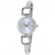 Dkny Women's D-Link NY8540 Silver Stainless-Steel Analogue Quartz Fashion Watch