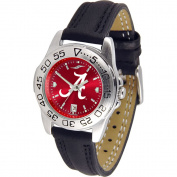 Alabama Crimson Tide NCAA AnoChrome Sport Ladies Watch