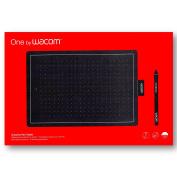 Wacom Pen 672  one Pen Bamboo Tabeltt Medium win Mac Red EFS Edtion