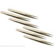 6 Soldering Tweezer #MM Jeweller Watch Repair Bench Tool