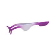 Purple Gradient Fake Eyelash Applicator Clip Remover Tweezer Makeup Nipper Tool