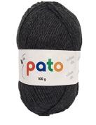 Pato Value Acrylic Double Knitting Yarn | Graphite | 100g | Cygnet C1008/626