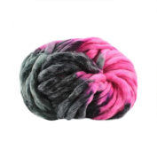 Bulky DIY Crochet Woollen, Indexp Super Soft Iceland Arm Roving Knitting Wool Yarn Hand Crafts for Housewife
