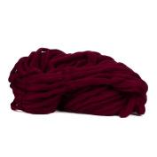 DIKEWANG DIY Wool Yarn Super Soft Bulky Arm Knitting Wool Yarn Roving Crocheting for Knitting Scarf,Sweater,Hats,Blanket