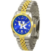 "Kentucky Wildcats NCAA AnoChrome ""Executive"" Mens Watch"