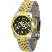 "Colorado Golden Buffaloes NCAA AnoChrome ""Executive"" Mens Watch"